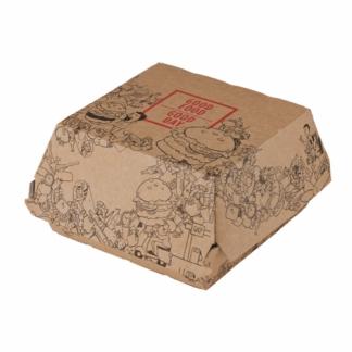 Burger Box 5 inch